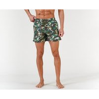 Breeze Camo Swim Shorts, Frank Dandy