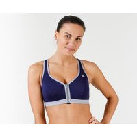 Active Zipped Plunge Bra, Shock Absorber