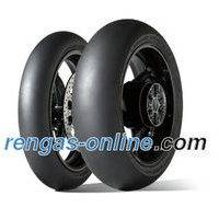 Dunlop Sportmax GP Racer D212 Slick ( 190/55 R17 TL takapyörä, kumiseos ENDURANCE, NHS )