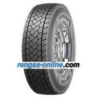 Dunlop Treadmax SP446 ( 315/70 R22.5 154L kaksoistunnus 152M, pinnoitettu )