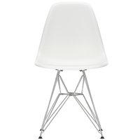 Vitra Eames DSR tuoli, valkoinen - kromi