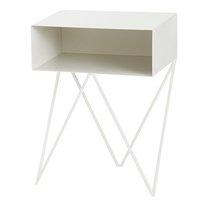&New Robot sivupöytä, valkoinen