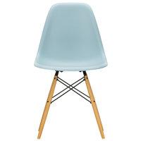 Vitra Eames DSW tuoli, ice grey - vaahtera