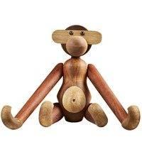 Kay Bojesen Puinen apina, keskikokoinen, tiikki