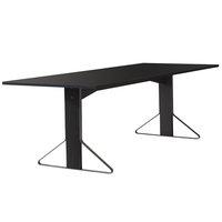 Artek Kaari pöytä REB 001, musta lino - musta tammi