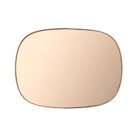 Muuto Framed peili, pieni, roosa