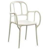 Magis Mila tuoli, valkoinen