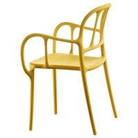 Magis Mila tuoli, keltainen