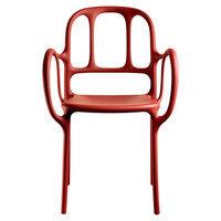 Magis Mila tuoli, punainen