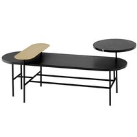 &Tradition Palette JH7 pöytä, musta