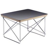 Vitra Eames LTR Occasional pöytä, musta - kromi