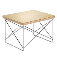 Vitra Eames LTR Occasional pöytä, lehtikulta - kromi