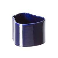 Artek Riihitie ruukku A, pieni, kiiltävä sininen