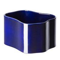 Artek Riihitie ruukku B, keskikokoinen, kiiltävä sininen
