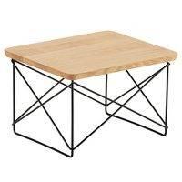 Vitra Eames LTR Occasional pöytä, tammi - musta