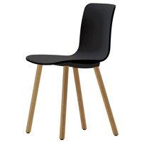 Vitra HAL Wood tuoli, tammi - musta