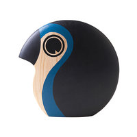 Architectmade Discus lintu, keskikokoinen, sininen