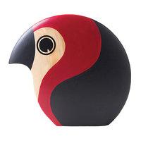 Architectmade Discus lintu, iso, punainen