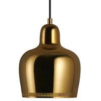 Aalto Golden Bell riippuvalaisin A330S Savoy, messinki, Artek