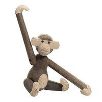 Kay Bojesen Puinen apina, pieni, savustettu tammi