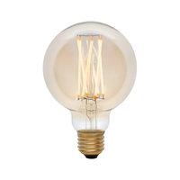 Tala Elva LED lamppu 6W E27, sävytetty, himmennettävä