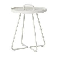 Cane-line On-the-move pöytä, XS, valkoinen