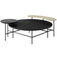 &Tradition Palette JH25 pöytä, musta