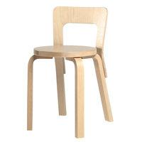 Artek Aalto tuoli 65, koivu