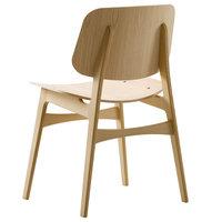 Fredericia Søborg tuoli 3050, puurunko, lakattu tammi