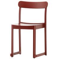 Artek Atelier tuoli, tummanpunainen