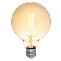Airam LED Decor Amber Globe G95 lamppu 1,3W E27 125lm