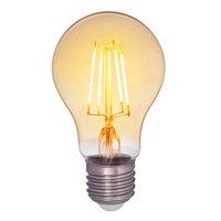 Airam LED Decor Amber vakiolamppu 5W E27 380lm, himmennettävä