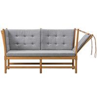 Fredericia Spoke-Back sohva, tammi - Fiord 391