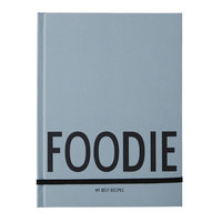 Design Letters Foodie Book