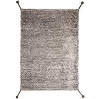 Woodnotes Grid matto, valkoinen - harmaa