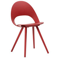Inno Ono tuoli, punainen