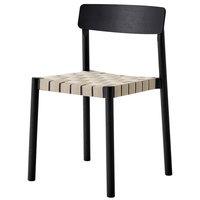 &Tradition Betty TK1 tuoli, musta