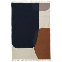 Ferm Living Kelim matto, Merge, 160 x 250 cm