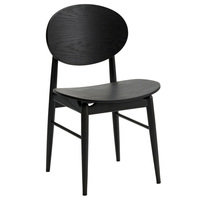 Ariake Outline tuoli, musta