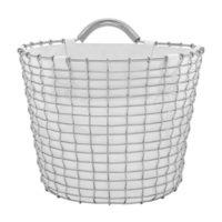 Korbo Basket Liner 24 L, valkoinen