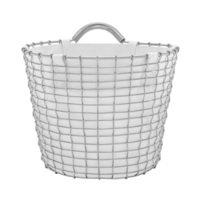 Korbo Basket Liner 16 L, valkoinen