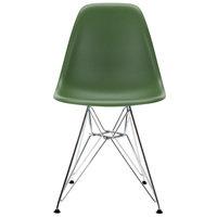 Vitra Eames DSR tuoli, forest - kromi