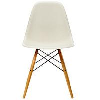 Vitra Eames DSW tuoli, pebble - vaahtera
