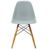 Vitra Eames DSW tuoli, light grey - vaahtera