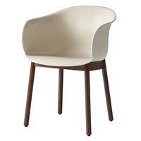 &Tradition Elefy JH30 tuoli, soft beige - pähkinä
