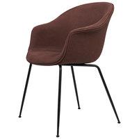 Gubi Bat tuoli, Hot Madison Reloaded CH1249/715 - mustat jalat