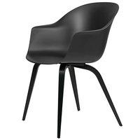 Gubi Bat tuoli, musta - mustat pyökkijalat