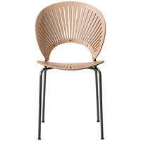 Fredericia Trinidad tuoli, lakattu tammi - flint