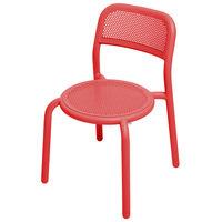 Fatboy Toni tuoli, industrial red