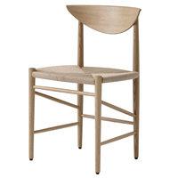 &Tradition Drawn HM3 tuoli, valkoöljytty tammi